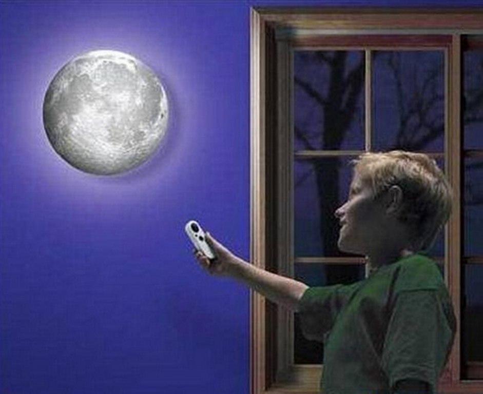 Домашняя Луна