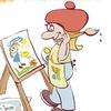 Бесплатные уроки рисования для всех!