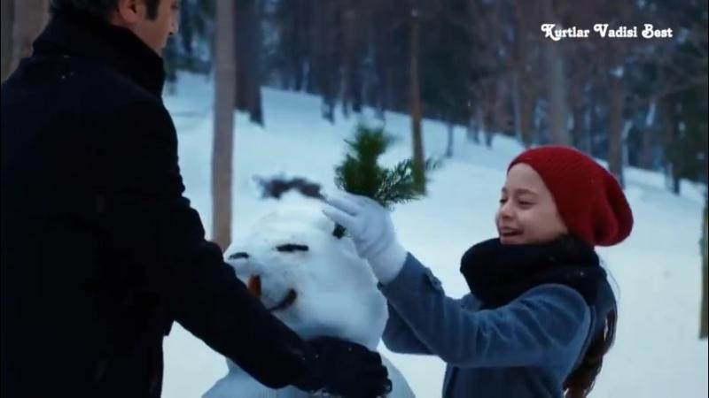 Полат Алемдар и Элиф Алемдар Красивый момент \\\\ Polat Alemdar ve Elif Alemdar güzel sahneler