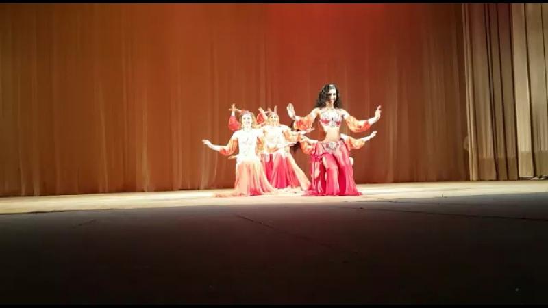 Tanec indiski