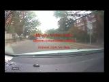 Видеосъемка погони (нападение на пост ГИБДД 28 августа)