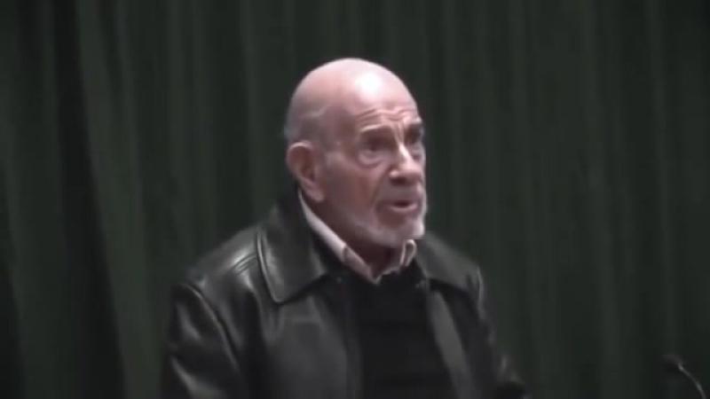 Жак Фреско - О смысле жизни(очень умный дядька и говорит важные вещи)