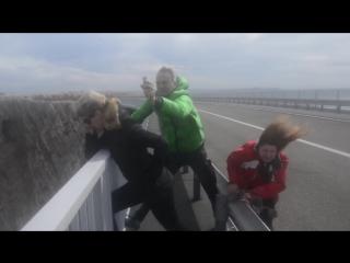 Порыв ветра 47,2 м_с в Хорватии