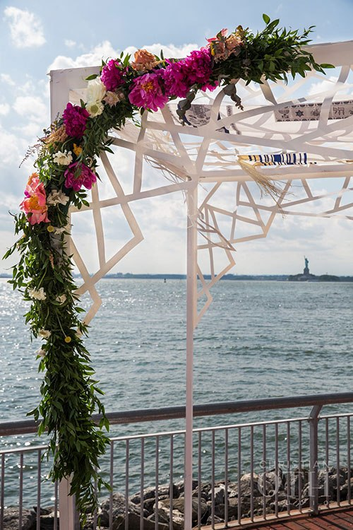Фотографии осенней свадьбы (26 фото)