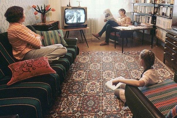 Совeтский быт в 1970-x...