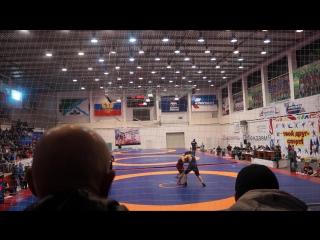 Первенство России по греко-римской борьбе в г.Бердске-2017