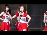 170812 DMZ 평화 콘서트 - 신비(여자친구) FINGERTIP 리허설 4K 직캠 by DaftTaengk