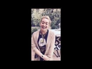 Hilary Duff for NUDM