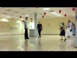 Павлов Максим и Ирина Данилина (Показательное выступление)