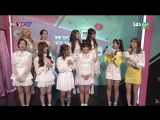 170516 The Show Back Stage 러블리즈(Lovelyz)