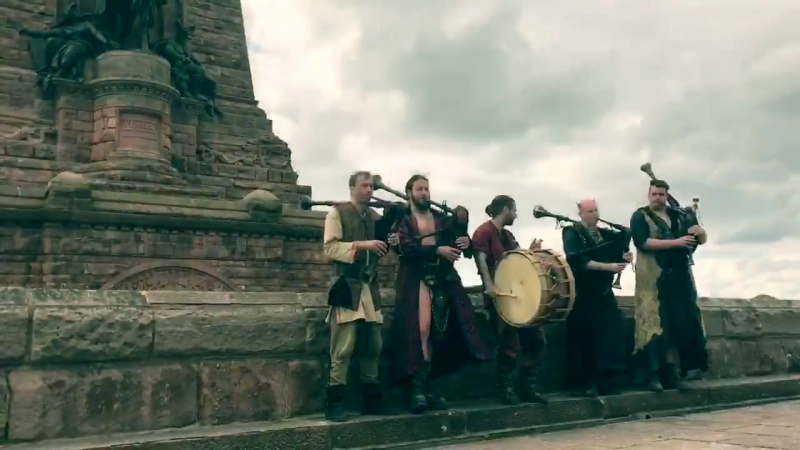 TANZWUT @ Barbarossa-Spektakel