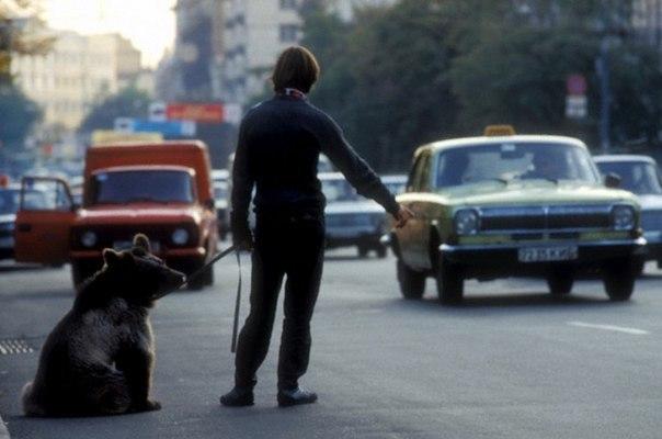 СССР, 1980-е.