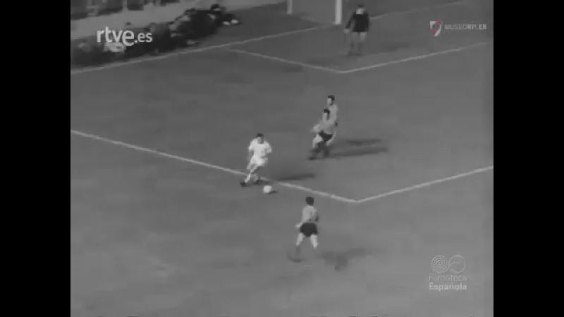 Реал Мадрид 3-1 Ривер Плейт (01.09.1965)   Homenaje a Francisco Gento