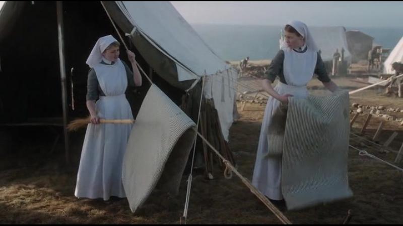 Девушки из Анзак 3 серия из 6 Страх и Трепет