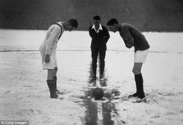 Манчестер Юнайтед VS Арсенал, 1926 год