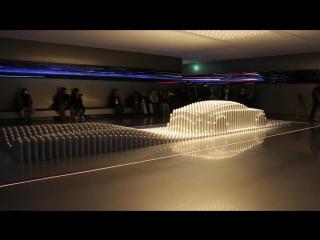 Движущаяся скульптура: новый вид искусства?
