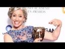 Сисси Джонс получает BAFTA.