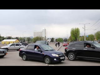 Кража невесты (в стиле Форсаж) Нальчик-Баксан