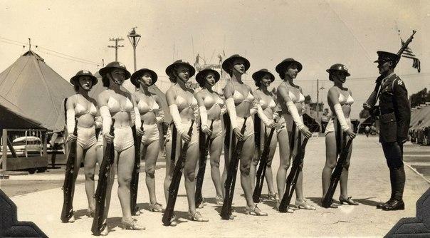 """Группа """"поддержки"""" армий. Гавайи. США. 1933-38 года"""