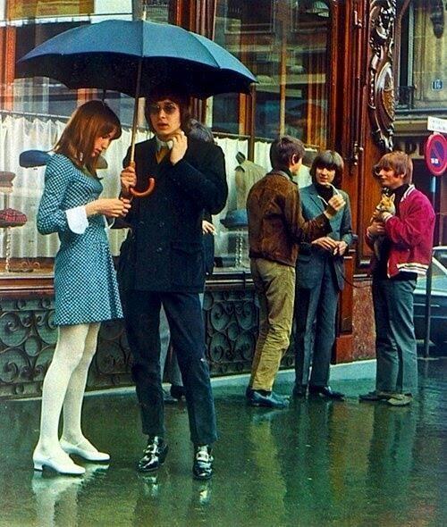 Лондон, 60-ые