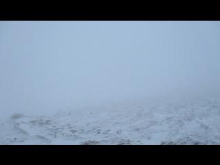 Погода на плато Караби-яйла 10.12.2016