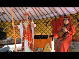 Калмыцкие национальные песни