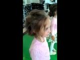 Видео с моей прической для принцессы) отличный вариант на свадьбу)) минимум заколок, больше комфорта на весь день) #маринещере
