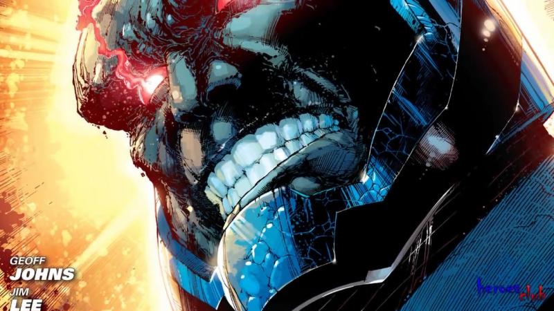 Лекс Лютор - Правитель Апоколипса⁄Апокалипса. Lex Luthor. Darkseid war.