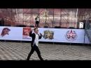 Баянисты Сергей Войтенко и Сергей.. Храни Бог Россию 17.06.2017 на концерте в Парке Патриот