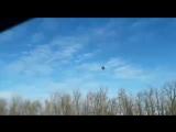 Федор Конюхов прилетел в Саратовскую область на воздушном шаре