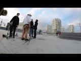 Драка в Янино в скейт парке (Happy End)