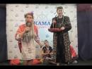 Катя Бузмакова Хохлушка программа В гостях у Фатимы
