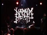 Napalm Death ЕКБ 17042017.