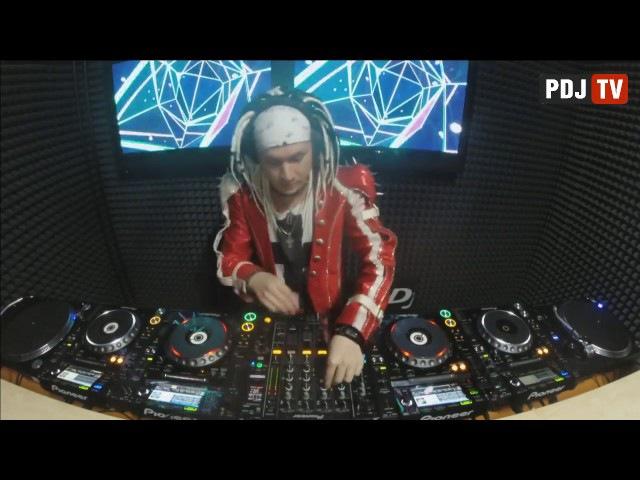DJ DZHURA & PDJTV ONE PIONEER DJ STUDIO 02 06 2016