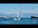 Black sea sailing