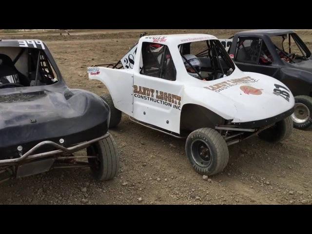 The Dirt Series Rd 4 Trophy Kart Race Lake Elsinore MX