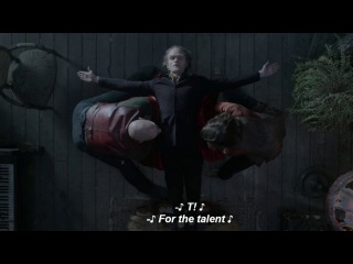 It's the Count Song - A Series of Unfortunate Events on Netflix