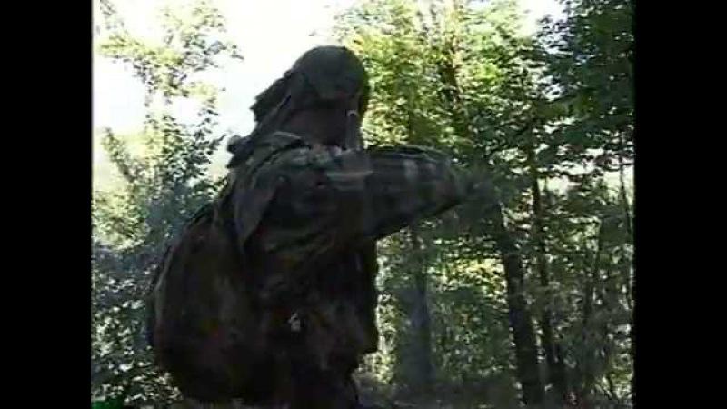 Конец Черного ангела Гелаева Чечня