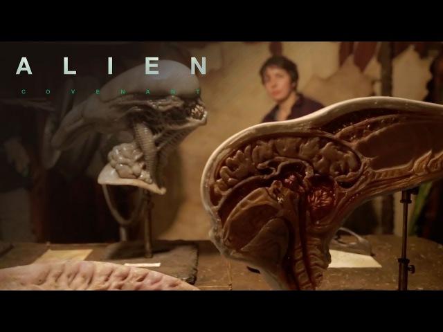 Alien: Covenant   The Secrets of David's Lab: The Neomorph   20th Century FOX