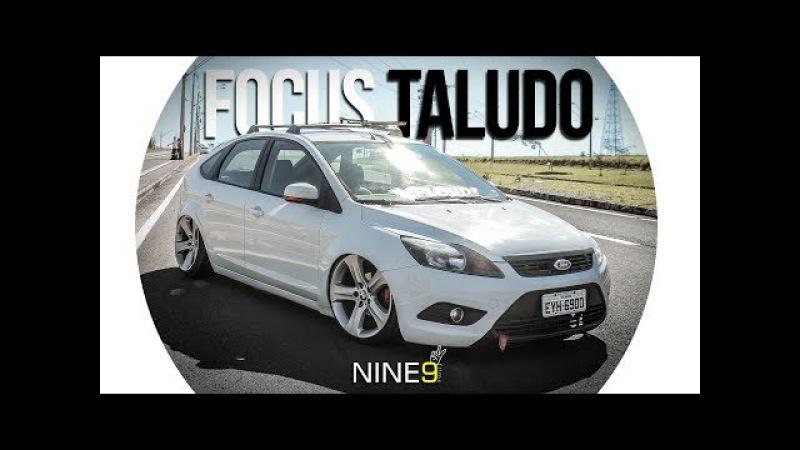 OLHA ISSO! Ford Focus TALA 10 e BAIXO | Nine9 films