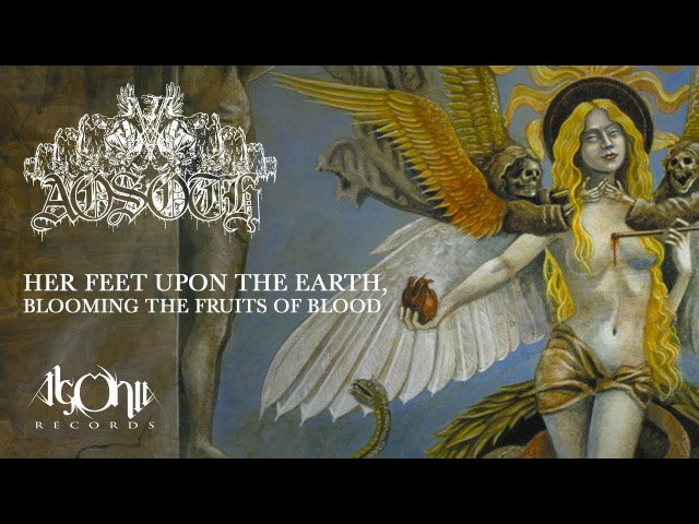 Aosoth – Her Feet Upon The Earth, Blooming The Fruits Of Blood