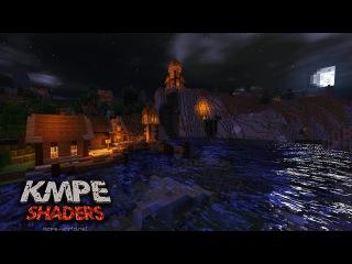 Трейлер KMPE Shaders! [MCPE 1.0] - (Pocket Edition) МАЙНКРАФТ