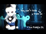 MMD - Frozen - You can't hide from us (extended) Dark artic Elsa ( +Ice palace DL )