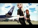 MMD - [Frozen] Get Lucky | Elsa and Anna - Models Test