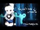 MMD - [ Frozen ] - You can't hide from us (extended) | Dark artic Elsa ( Ice palace DL )