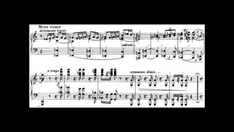 Busoni - Toccata (Preludio, Fantasia, Ciaccona)