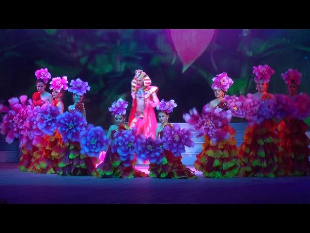 НСЭТ Дива Райский сад ,темные силы,амазонки