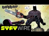 John Romita Jr on Batman, Scott Snyder and Creative Freedom  SYFY WIRE