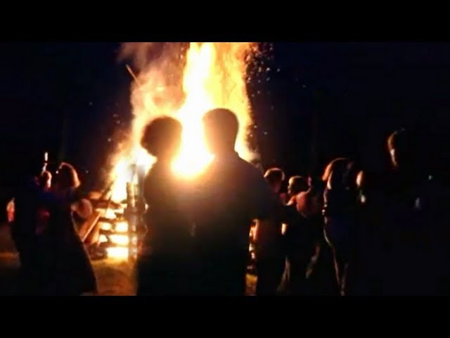 Nalšia - Švinta Jona vakaralį (Aukštaitiška Joninių daina | Lithuanian St.John's Eve folk song)