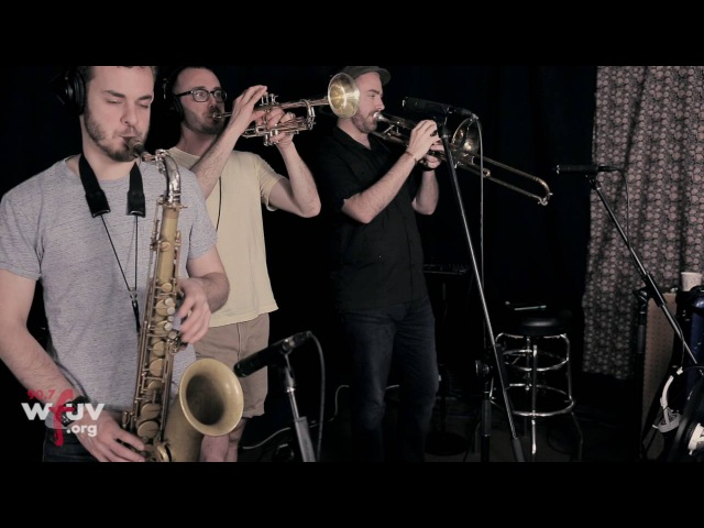 The Hot Sardines - Here You Are Again (Live at WFUV)